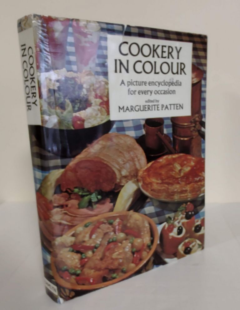 Cookery in Colour; a picture encyclopedia for every occasion. Marguerite Patten.