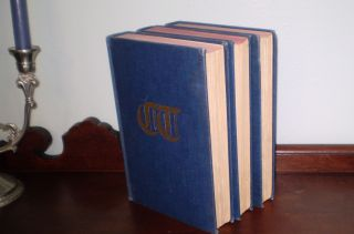 THE CHICAGO TRIBUNE, Its First Hundred Years; 1865-1880, and 1880-1900, Volume I, II, III, 3 Volume Set