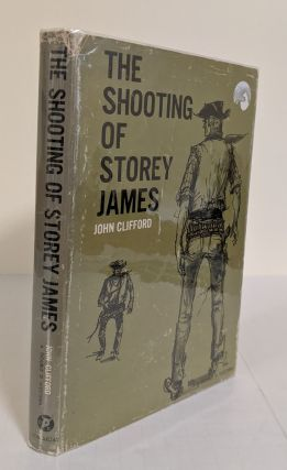 The Shooting of Storey James. John Clifford