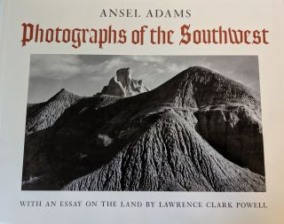Photographs of the Southwest. Ansel Adams
