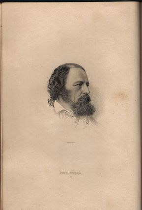 Poems by Alfred Tennyson; with illustrations by Millais, Stanfield, Creswick, Mulready, Horsley, etc etc