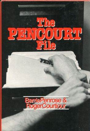 The Pencourt File. Penrose Barrie, Roger Courtiour