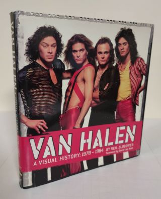 Van Halen; a visual history: 1978-1984. Neil Zlozower