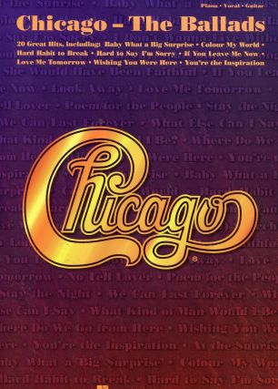 Chicago - The Ballads. Chicago