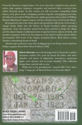 Digging Up Uncle Evans; History, Ghost Tales, & Stories from Ocracoke Island